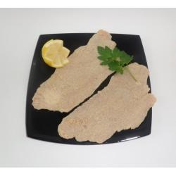 Filetes de Cerdo Empanados