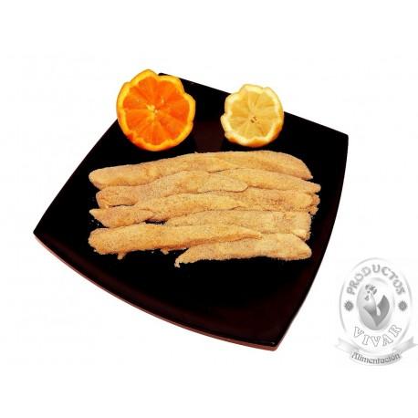 Solomillo de Pollo al Limón y Naranja