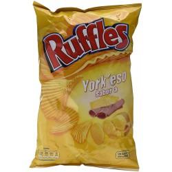 Ruffles sabor jamón