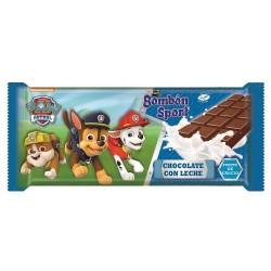 Chocolate con Leche Patrulla Canina