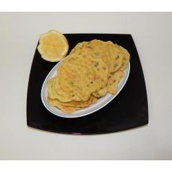 Tortitas de Camarón