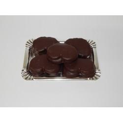 Palmeras de Nata y Chocolate