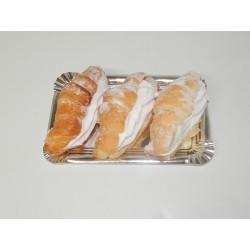 Pack 2 Croissants con Nata