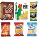 Cereales y Snacks